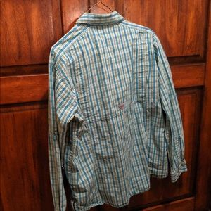 Columbia Shirts - Columbia PFG Super Bonehead Long Sleeve Medium